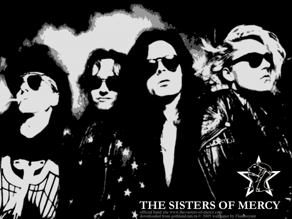 the-sisters-of-mercy